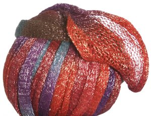 Katia Bossa Nova Yarn - 77 Copper, Wine, Blue Grey
