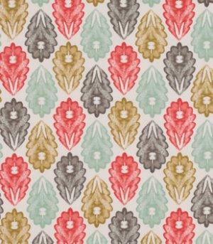 Victoria and Albert Garthwaite Fabric - Foulard - Neutral