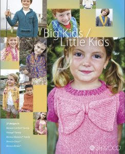 Berroco Pattern Books - 320 - Big Kids/Little Kids