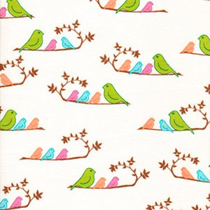 Valori Wells Wrenly Fabric - Mamma Birds - Gypsy