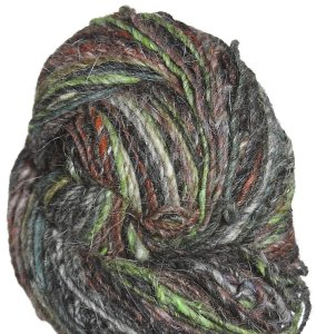 Noro Kochoran Yarn - 75 - Brown, Black, Grey, Green