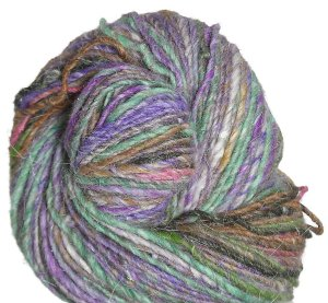 Noro Kochoran Yarn - 82 - Jade, Purple, Brown, Green