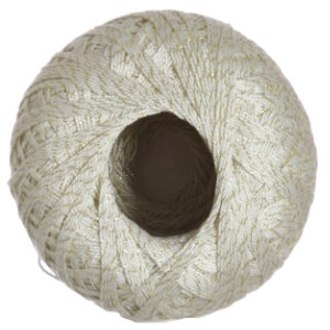 Nazli Gelin Garden Metallic Yarn - 702-04 Cream, Gold Metallic