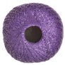Nazli Gelin Garden Metallic Yarn - 702-11 Purple, Silver Metallic