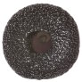 Nazli Gelin Garden Metallic - 702-15 Black, Silver Metallic