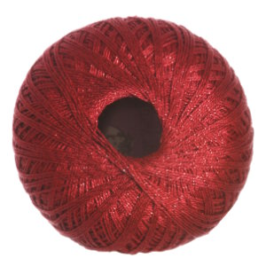 Nazli Gelin Garden Metallic Yarn - 702-36 Red, Red Metallic