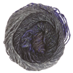 Noro Silk Garden Yarn - 358 Grey, Black, Purple