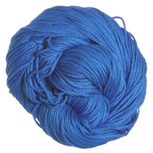 Tahki Cotton Classic Yarn - 3806 - Bright Blue (Discontinued)