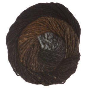 Noro Kureyon Yarn - 321 Black/Brown (Discontinued)