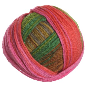 Classic Elite Liberty Wool Print Yarn - 7870 Rosy Autumn (Discontinued)