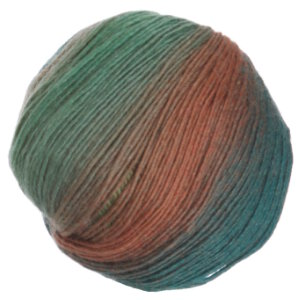 Crystal Palace Mini Mochi Yarn - 323 Copper-Turquoise