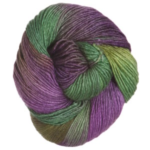 Lorna's Laces Lion and Lamb Yarn - Purple Iris