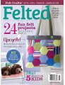 Interweave Press Spin Off Magazine - Felted 2015