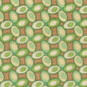 Heather Bailey Freshcut Fabric - Jelly Bean - Green