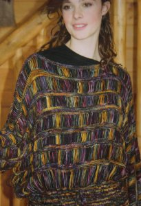 Koigu KPPPM Candelight Pullover Kit - Women's Pullovers