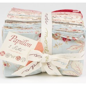 3 Sisters Papillon Precuts Fabric - Fat Eighth Bundle