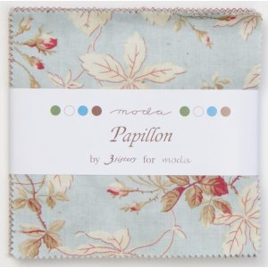 3 Sisters Papillon Precuts Fabric - Charm Pack