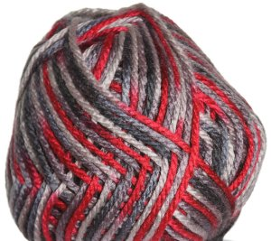 Cascade Pacific Chunky Multis Yarn - 604 Fire and Smoke
