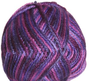 Cascade Pacific Chunky Multis Yarn - 608 Grapes (Discontinued)