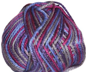 Cascade Pacific Chunky Multis Yarn - 609 Berry Basket (Discontinued)