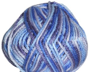 Cascade Pacific Chunky Multis Yarn - 610 Bluebird (Discontinued)