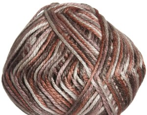 Cascade Pacific Chunky Multis Yarn - 613 Mocha (Discontinued)