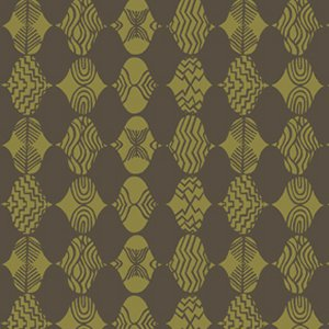 Parson Gray Curious Nature Fabric - Empire Mrk - Forest