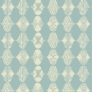 Parson Gray Curious Nature Fabric - Empire Mrk - Ice