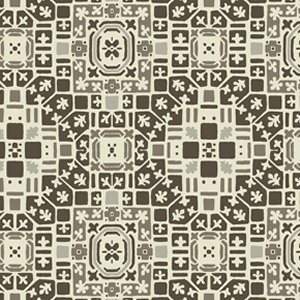 Parson Gray Curious Nature Fabric - French Qtr - Sand