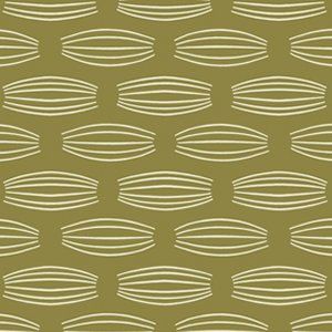 Parson Gray Curious Nature Fabric - Cocoons - Brush
