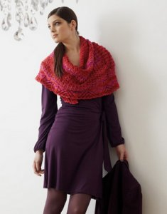 SMC Select Extra Soft Merino Color Triangular Shawl Kit - Scarf and Shawls