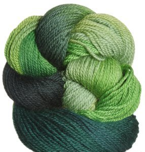 Lorna's Laces Shepherd Sport Yarn - '12 March - Sea Turtle Dream