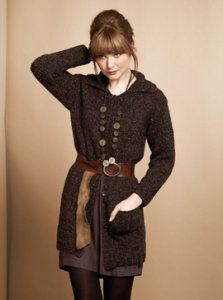 SMC Select Tweed Deluxe Ladies' Long Jacket Kit - Women's Cardigans