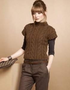 SMC Select Tweed Deluxe Short-Sleeved Pullover Kit - Women's Pullovers