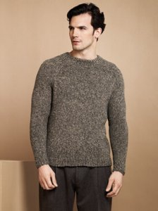 SMC Select Tweed Deluxe Men's Pullover Kit - Mens Sweaters