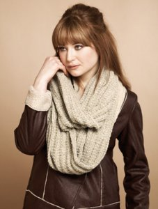 SMC Select Tweed Deluxe Loop Scarf Kit - Scarf and Shawls