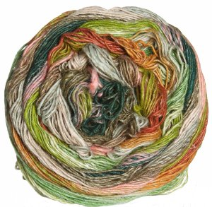 Noro Taiyo Sock Yarn - 28 Peach, Bronze, Light Green (Discontinued)