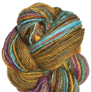 Noro Shiraito Yarn - 06 Orange, Mint, Turquoise, Melon (Discontinued)