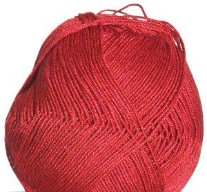 Crystal Palace Panda Silk Yarn - 3033 Mars Red