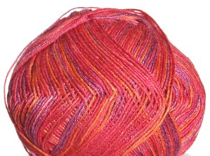 Crystal Palace Panda Silk Yarn - 5201 Firebird