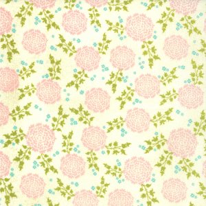 BasicGrey Hello Luscious Fabric - Zest - Inviting (30282 11)