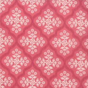 BasicGrey Hello Luscious Fabric - Boutique Shopping - Raspberry Syrup (30284 12)