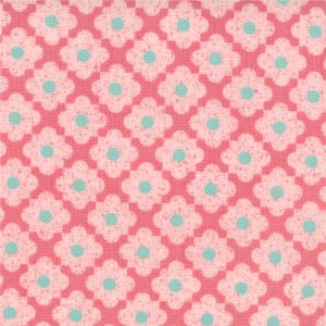 BasicGrey Hello Luscious Fabric - Must Have - Bubblegum (30285 12)