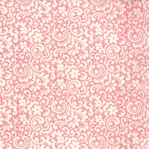 BasicGrey Hello Luscious Fabric - Honeyed - Bubblegum (30286 11)