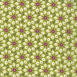 BasicGrey Hello Luscious Fabric - Mix & Match - Rosemary (30287 16)