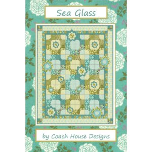 Coach House Designs Pattern - Sea Glass Pattern