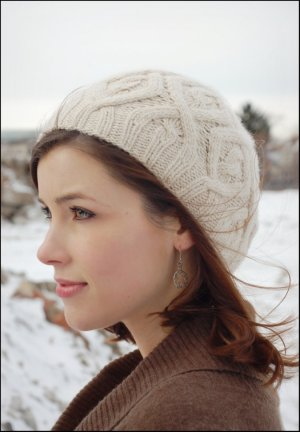 Never Not Knitting Patterns - Winter Trails Pattern