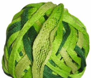 Euro Yarns Rumples Yarn - 06 Greens
