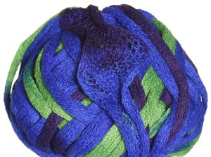 Euro Yarns Rumples Yarn - 08 Purple, Blue, Green