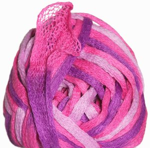 Euro Yarns Rumples Yarn - 12 Pink, Magenta, Purple